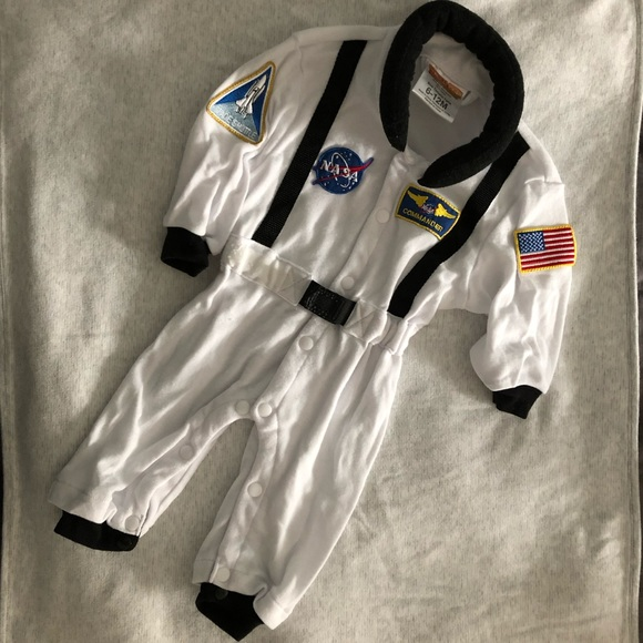 Other - Baby Astronaut Costume (6-12mo) 🚀 🚀 🚀